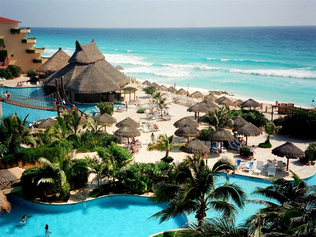 Mexico resorts picture